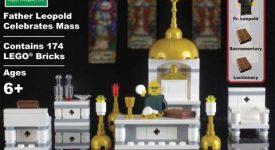 Insolite – Lego messe, un succès commercial