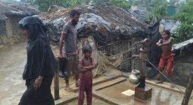 Rohingyas: le pape demande une aide internationale urgente