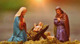 Angélus: «Sans Jésus, Noël est vide.»