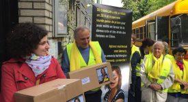 Amnesty fait sa traditionnelle tournée des ambassades