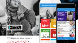 L'App Migratio : un regard d'enfant sur la migration