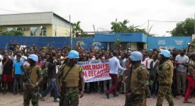 Nouvelles répressions en RDC