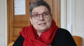 Conférence de Marie-Armelle Beaulieu sur l'espérance en Terre Sainte