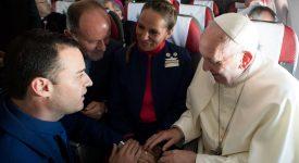 Le pape dresse le bilan de sa visite pastorale au Chili et au Pérou