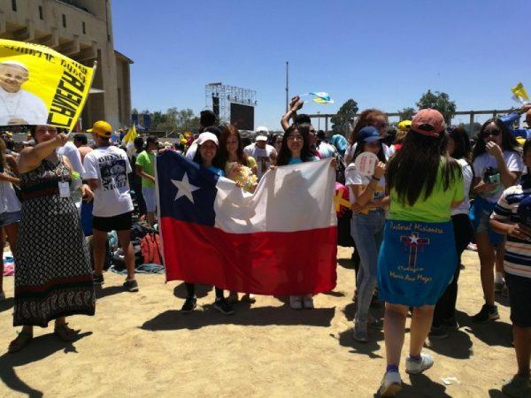 Le message du pape aux jeunes Chiliens