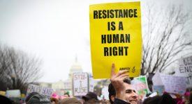 Amnesty dresse le bilan 2017 des droits humains