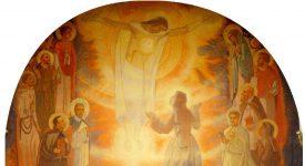 Vénération des reliques de sainte Marguerite-Marie Alacoque
