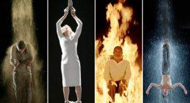 «Martyrs» de Bill Viola à Courtrai