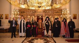 Œcuménisme: «Défendre ensemble notre héritage chrétien»