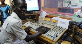 Inauguration d'un réseau des radios catholiques du Burkina Faso