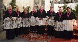 Un nouveau chanoine au diocèse de Tournai
