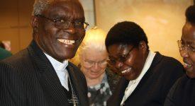 Le message d'espoir de Mgr Ntahondereye