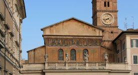 Le pape François a célébré les 50 ans de Sant'Egidio