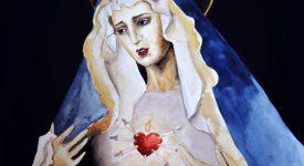 Notre-Dame des sept Douleurs: compatir avec le Christ