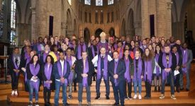 Dimanche in albis: du nouveau, une Eucharistie festive !