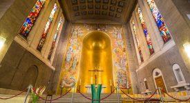 Charleroi – La Basilique Saint-Christophe fête ses 60 ans