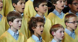 Les Pastoureaux chantent Fauré