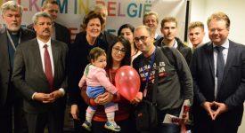 Réfugiés: la collecte de Noël a rapporté près d'un demi-million d'euros