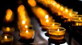 L'épouse du gendarme assassiné livre un témoignage de foi poignant