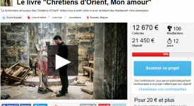 Soutenez les Chrétiens d'Orient … par un crowdfunding!
