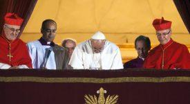 François, le pape de l'humilité