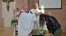 Baptême d'adultes : une renaissance !