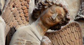 La figure de l'ange, un avant-goût de Dieu
