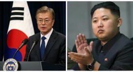 Le pape salue l'engagement des leaders des deux Corées