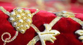 Trésors textiles, l'art sacré se dévoile