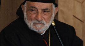 Décès du Patriarche émérite syriaque catholique Ignace-Pierre VIII