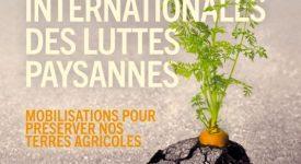 Journée internationale des luttes paysannes: mobilisation contre les accords de libre-échange à Bruxelles