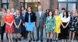 Visite royale à la Communauté Sant'Egidio