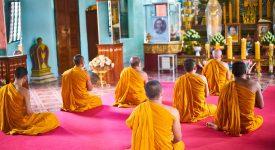 Lutte contre la corruption: le cardinal Tauran compte sur les bouddhistes