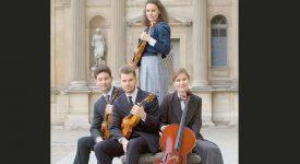 Concert – Le Quatuor Girard  à Nivelles