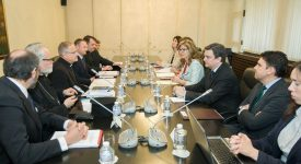 Europe: rencontre entre la COMECE et les autorités bulgares