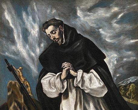 Les neuf manières de prier de Saint Dominique