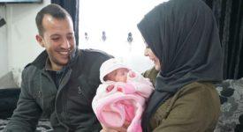 Bethléem: miracle au Caritas Baby Hospital