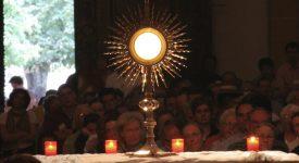 Solennité du Saint-Sacrement : Dieu se donne en nourriture
