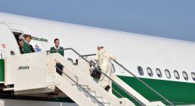 Le pape François, bientôt en Suisse