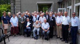 Rencontre des prêtres de 75 ans et plus