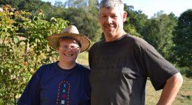 Rencontre avec Angela et Vincent, agriculteurs à la Ferme du Moulin