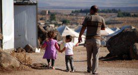 Un nombre record de déplacés en Syrie