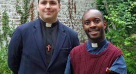 Nicolas et Noé: dernière ligne droite avant l'ordination sacerdotale