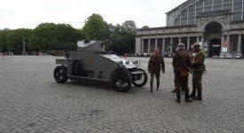 Défilé militaire : Hommage aux 100 ans de la fin de la Première Guerre mondiale