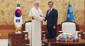 Le Saint-Siège s'implique pour la paix dans la péninsule coréenne