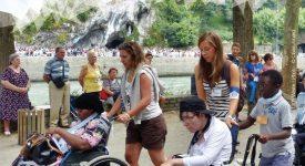Les jeunes de Bruxelles et du Brabant wallon en pèlerinage à Lourdes