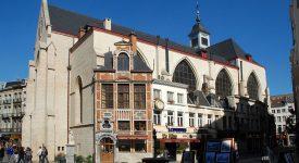 Bruxelles : L'église Saint-Nicolas, une histoire au cœur de la cité
