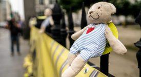 Amnesty International milite contre l'enfermement des enfants
