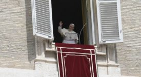 Angélus : «L'Assomption de Marie vient confirmer notre destin glorieux»
