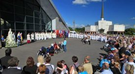 Irlande – Le pape se rendra le 26 août au sanctuaire marial de Knock